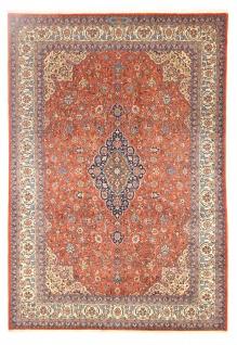 Perserteppich - Royal - 354 x 257 cm - rost