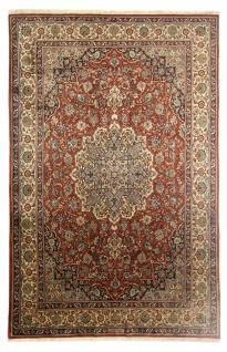Perserteppich - Nain - 367 x 243 cm - rost