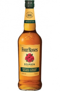 Four Roses Straight Bourbon Whiskey 0.7 L