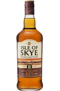 Isle of Skye 8 Jahre Blended Scotch Whisky 0.7 L