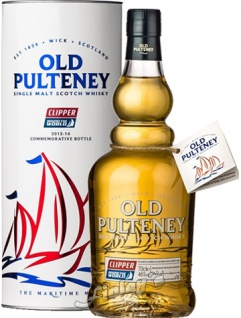 Old Pulteney Clipper Round the World 0.7 L 2013-14 Commemorative Bottle