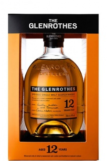 Glenrothes 12 Jahre Soleo Collection Whisky 0.7 L