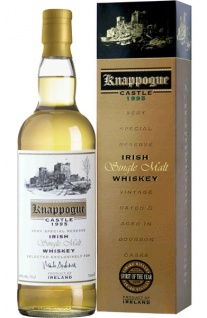 Knappogue Castle 1995 Very Special Reserve Irish Whiskey 0.7 L