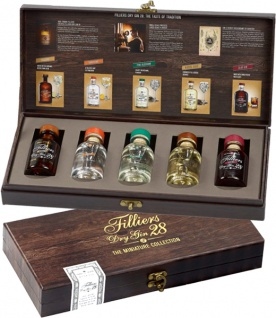 Filliers 28 Dry Gin The Miniature Collection 0.25 L