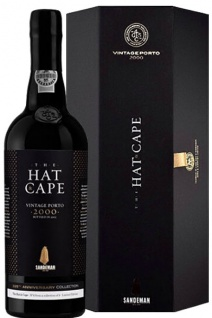 Sandeman The Hat & Cape Vintage 2000 Portwein 0.75 L The 225th Anniversary Collection N° 6