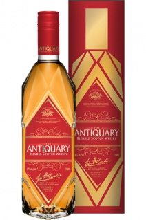 The Antiquary Red Label Blended Scotch Whisky 0.7 L rotes Etikett