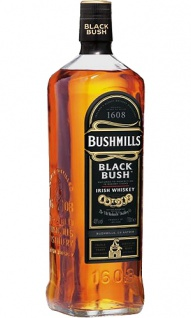 Bushmills Black Bush Whiskey 1.0 L