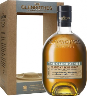 Glenrothes Peated Cask Reserve Whisky 0.7 L
