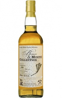 Inchgower 14 Jahre 1999 Jack Wiebers 0.7 L Brass & Mining Collection. Whisky Fair 2014