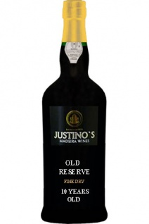 Justino's Henriques Old Reserve 10 Jahre Fine Dry Madeira 0.75 L