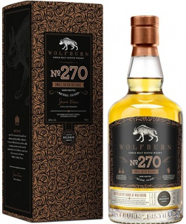 Wolfburn Batch 270 Small Batch Release Whisky 0.7 L