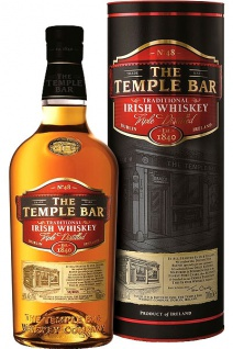 The Temple Bar N° 48 Traditional Whiskey 0.7 L Irish Blend