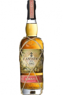 Plantation Jamaica 2002 Grands Terroirs Rum 0.7 L Vintage Edition