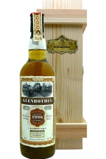 Glenrothes 1996. bottled 2016. Cask 17 Anniversary Bottling 20 Years JWWW Old Train Line Replica 0.7 L