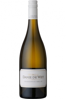 Danie de Wet 0.75 L Unwooded - Matured on the Lees Chardonnay 2019