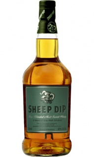 Sheep Dip Blended Malt Scotch Whisky 0.7 L A Blend of Islay Malt Whiskies