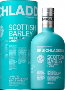 Bruichladdich Scottish Barley Whisky 0.7 L