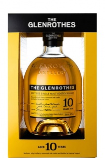 Glenrothes 10 Jahre Soleo Collection Whisky 0.7 L