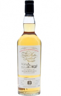 Glenrothes 23 Jahre 1990 The Single Malts of Scotland Whisky 0.7 L
