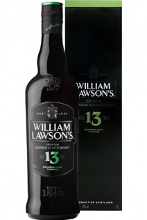 William Lawson's 13 Jahre Blended Scotch Whisky 1.0 L