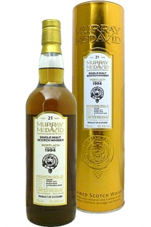Mortlach 21 Jahre 1994 Murray McDavid 0.7 L Mission Gold Serie Cask 2