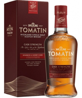 Tomatin Cask Strength Whisky Edition 57.5 % vol 0.7 L
