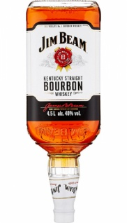 Jim Beam Whiskey 4.5 L