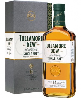 Tullamore Dew 14 Jahre Four Cask Finish Whisky 0.7 L
