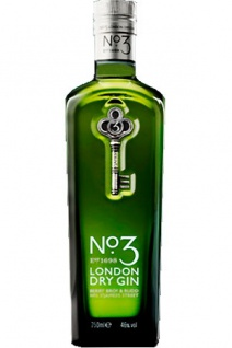 No. 3 London Dry Gin 0.7 L