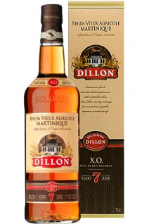 Dillon XO 7 Jahre Rum Vieux Agricole Martinique 0.7 L Selection Club Dillon