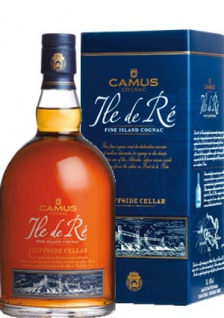 Camus Ile de Re Cliffside Cellar Cognac 0.7 L Fine Island Cognac