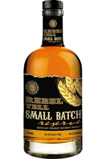 Rebel Yell Small Batch Reserve Bourbon Whiskey 0.7 L