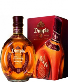 Dimple 15 Jahre Whisky 1.0 L