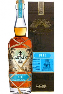 Plantation Fiji 2009 Grands Terroirs Rum 0.7 L Vintage Edition