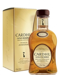 Cardhu Gold Reserve Cask Selection 0.7 L