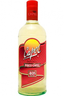 Capel Pisco Premium Double Distilled 0.7 L
