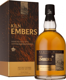 Wemyss Malts Kiln Embers 0.7 L Blended Malt Scotch Whisky
