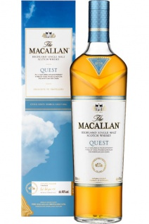 Macallan Quest. Quest Collection 1.0 L Exclusive to Travellers