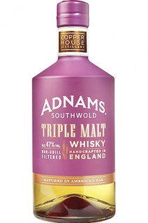 Adnams Triple Malt Whisky Matured in American Oak 0.7 L