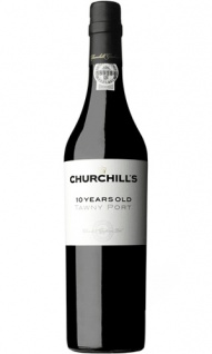 Churchill's 10 Years Old Tawny Port Portwein 0.5 L