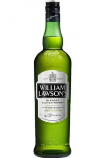 William Lawson's Blended Scotch Whisky 0.7 L