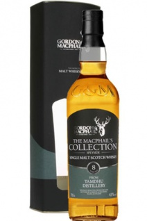 Tamdhu 8 Jahre Gordon & MacPhail Whisky 0.7 L The MacPhails Collection
