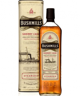 Bushmills The Steamship Collection #1 Whisky 1.0 L Sherry Cask Reserve