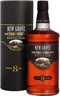 New Grove Old Tradition Rum 8 Jahre 0.7 L