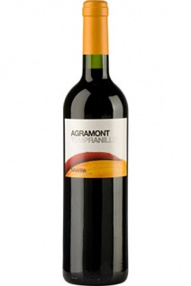Agramont Tempranillo 2015 Rotwein 0.75 L