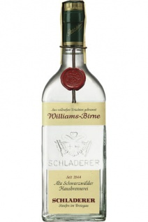 Schladerer Williams-Birne Spirituose 0.35 L