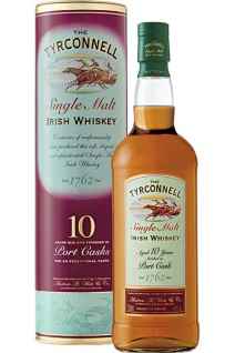 The Tyrconnell 10 Jahre Port Finish Whisky 0.7 L
