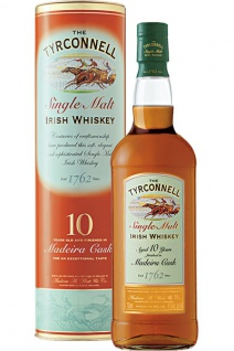 The Tyrconnell 10 Jahre Madeira Finish Whiskey 0.7 L