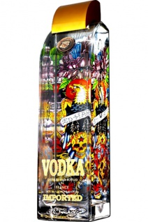Ed Hardy Vodka by Christian Audigier 1.0 L