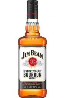 Jim Beam Bourbon Whiskey 0.7 L